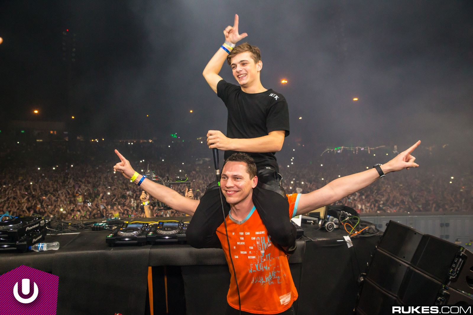 Martin Garrix Parents
